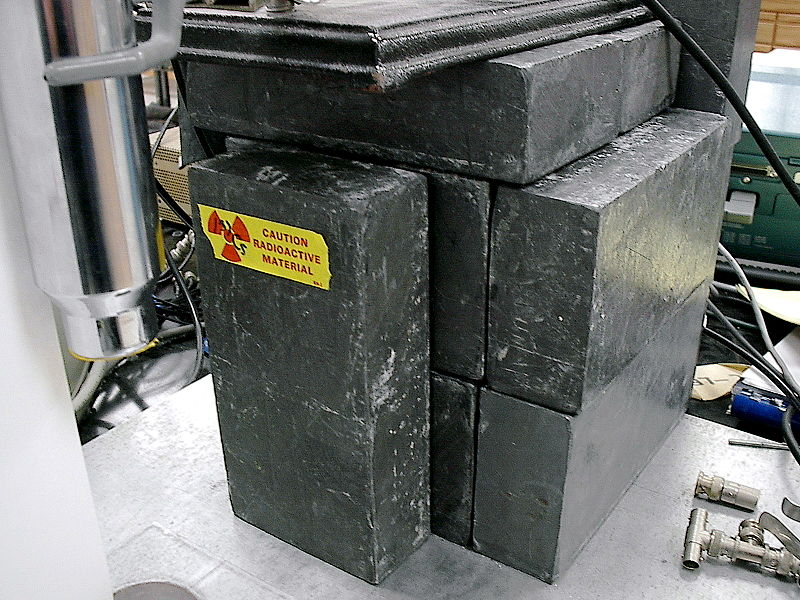 3 Different Types of Radiation Shielding Materials