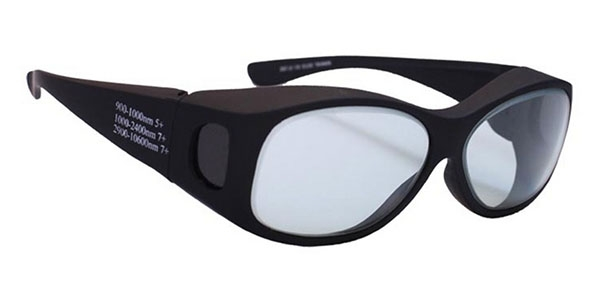 AKG-5 Holmium-YAG-CO2 Laser Safety Glasses