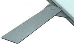 Shoulder Mount Carbon Fiber Armboard with Hexagonal Base