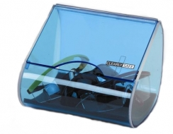 Clearly Safe Acrylic Small Safety Eyeglass Holder
