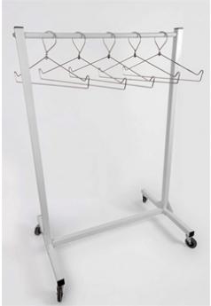 Garment Style Apron Storage Rack