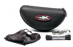 Wiley X Lead Glasses Case & Pouch