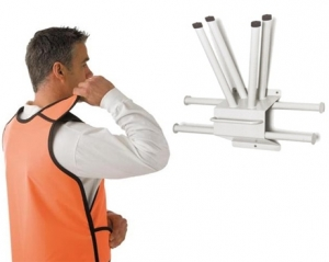 X-Ray Apron Rack